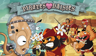 jeu Pirates love daisies HTML5