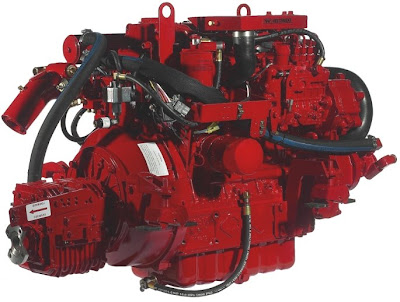 Engine: Westerbeke 65A 68hp