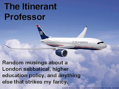 The Itinerant Professor
