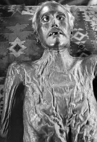 John Wilkes Booth's mummy?