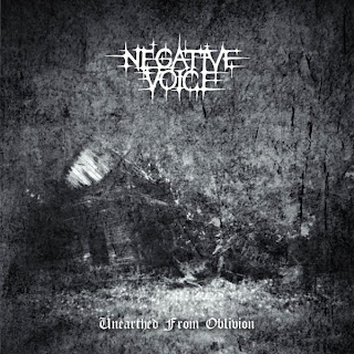 (Melodic Black/Doom Metal) Negative Voice - Unearthed From Oblivion [ep] - 2011, MP3, 320 kbps