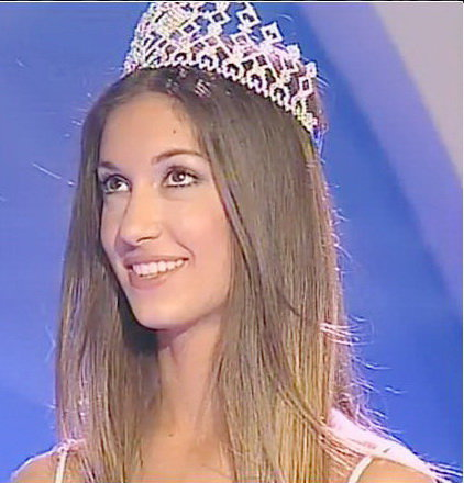 Miss Universe 2010: Miss Universe 2010 Greece - Anna Prelevic