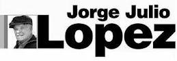 Aparición de Jorge Julio Lopez.