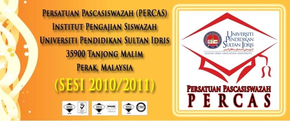 Persatuan Pascasiswazah (PERCAS)