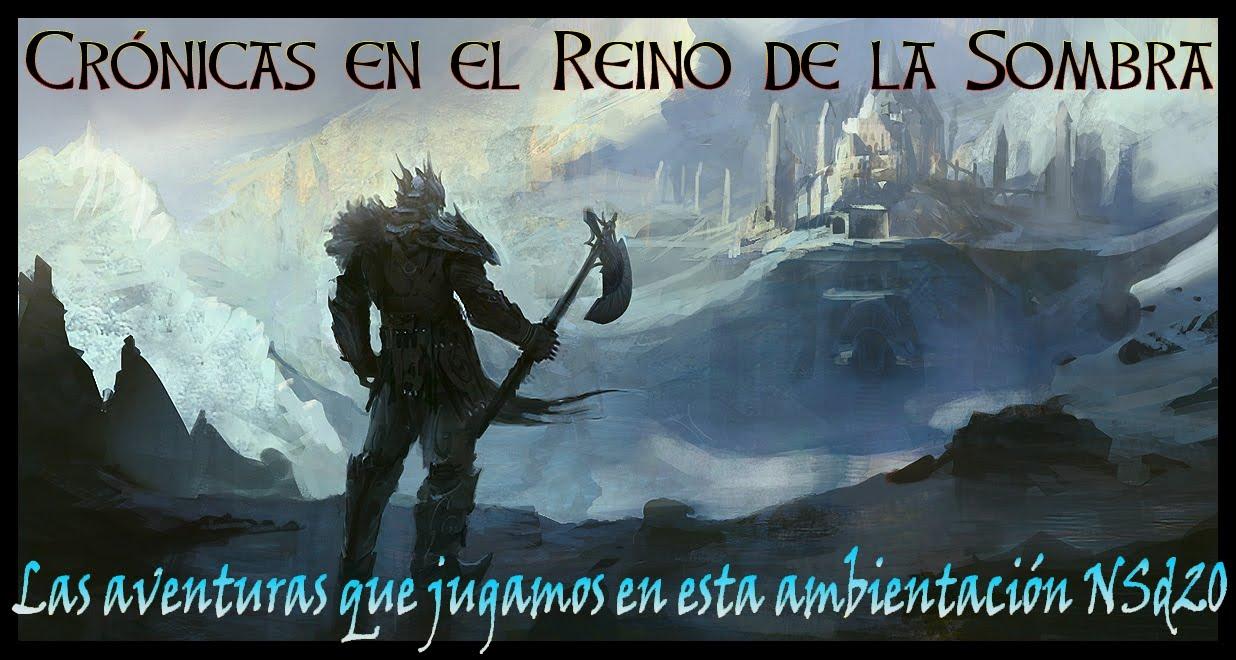 Aventuras en el Reino de la Sombra