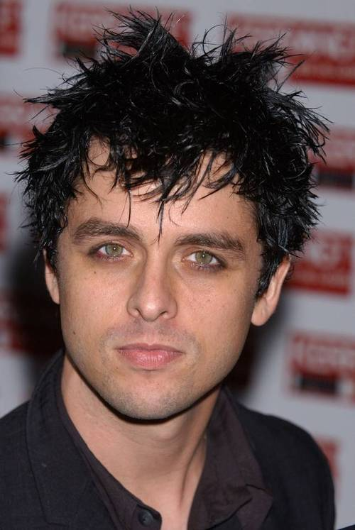 Hollywood center billie joe armstrong on broadway in quot american idiot quot