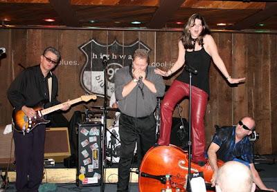 Highway 99 Blues Club Restaurant Seattle Tom Hunnewell Photo Gallery