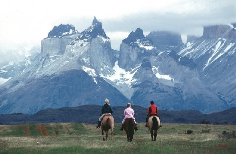 Torres del Paine - A southern Paradise at the end of the World