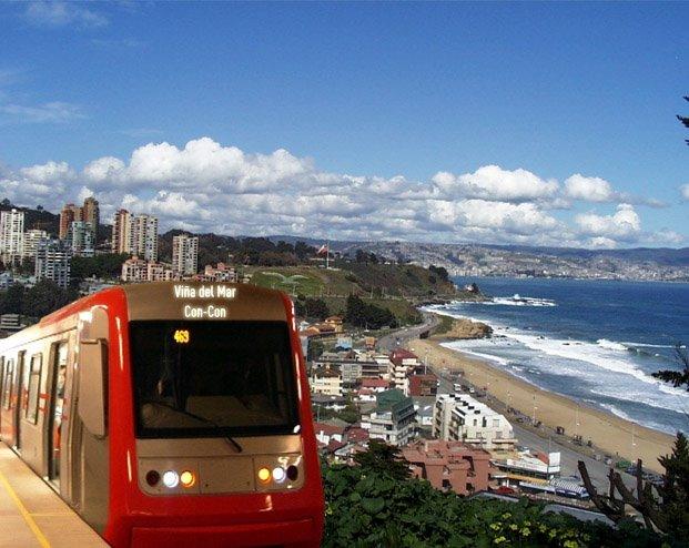 5th Region - Pacific Ocean Resorts in Chile - Viña del Mar & Reñaca