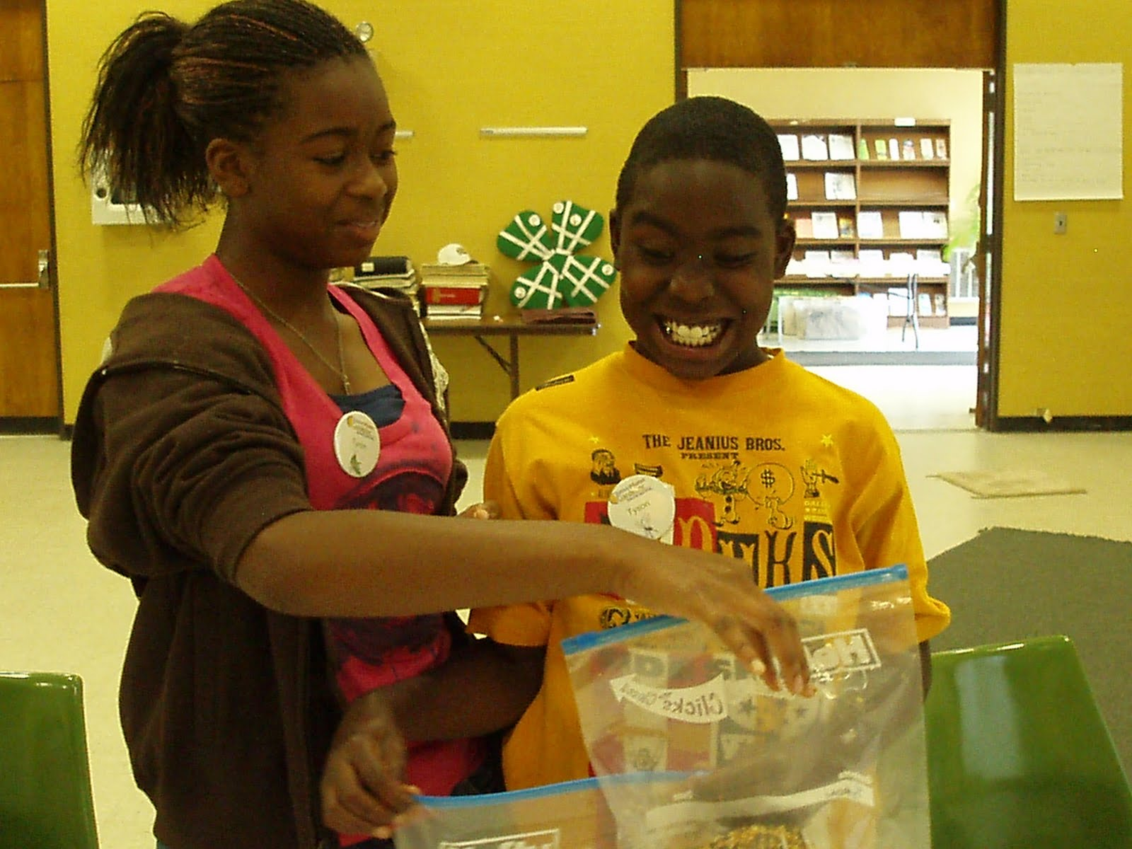 Robeson County 4-H: P.L.A.N.T.S.