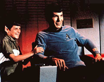 Mr. Spock Jr.
