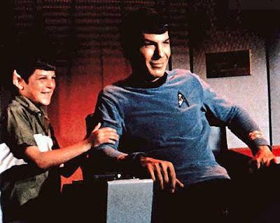 Mr. Spock Jr.