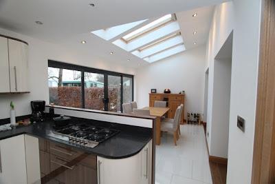 Kitchen Living Room Open Floor Plan On Plan Living Area The Other Half