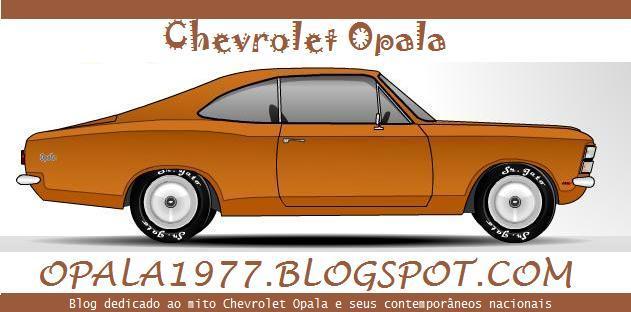 Opala1977 - Dedicado ao Chevrolet Opala e seus contemporâneos