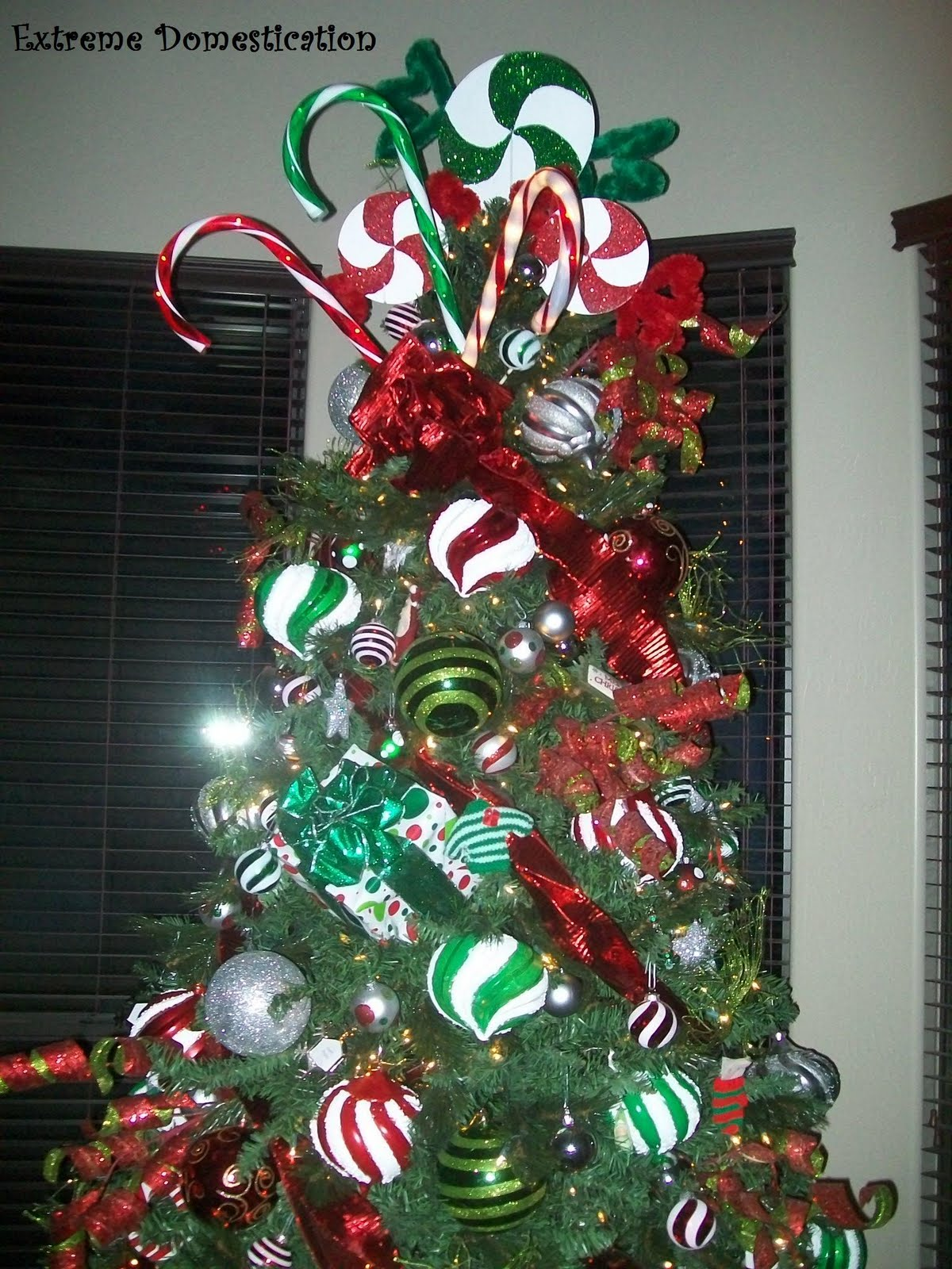 Decorated Pencil Trees