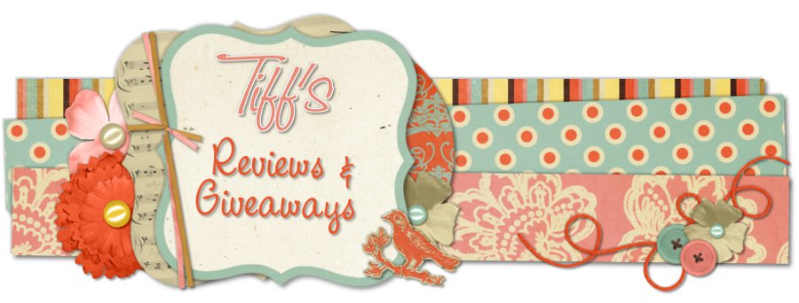 Tiff's Reviews and Giveaways