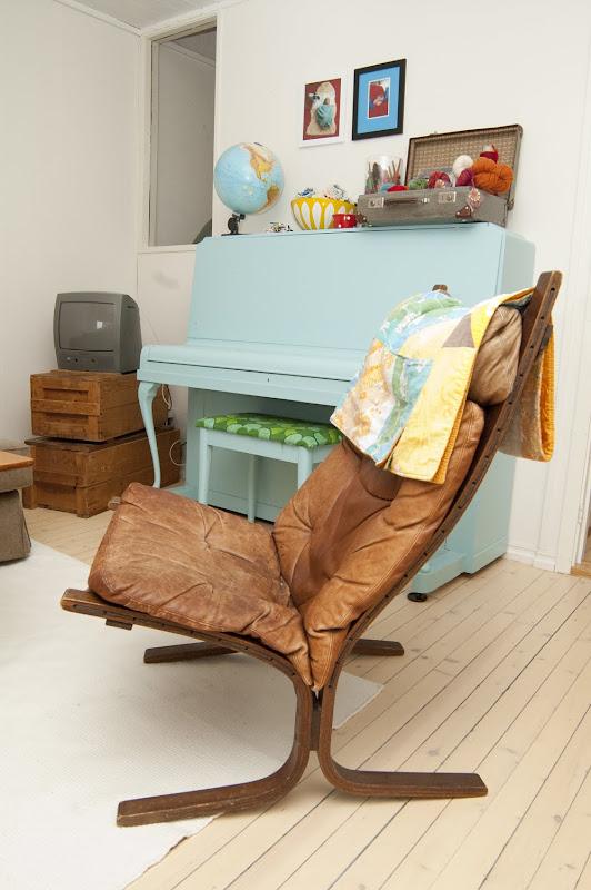 Siesta stol brukt