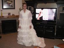 Tiah Picking a Wedding Dress Oct. 2007