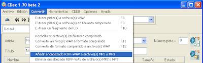 convertir mp3 a wav programa