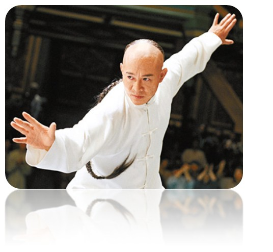 Jet li has signed on to star in hong kong director tsui hark s kung fu