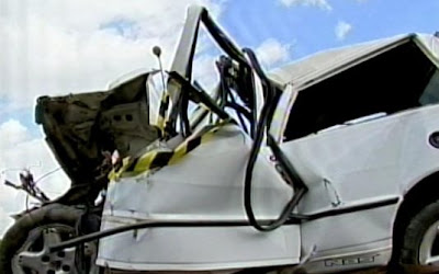 acidente pe Acidente na BR 101