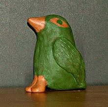 Zöld madár