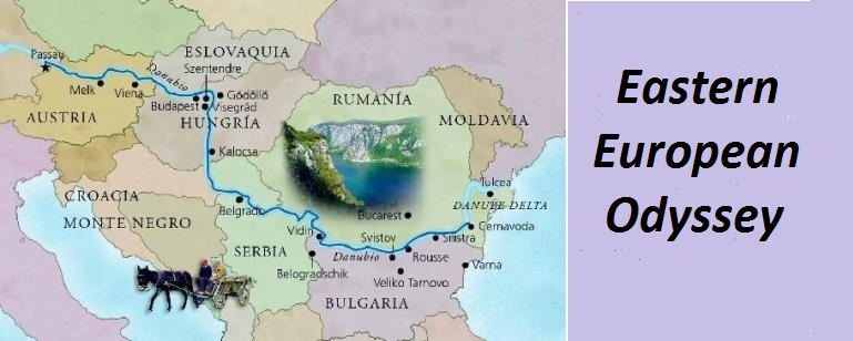 Eastern Europe Danube Cruise