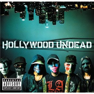 Hollywoodundead-band