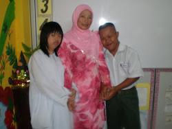 Diana ,Me & Mazlan