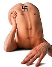 Grupos neo-nazis denuncian por plagio a funcionarios macristas