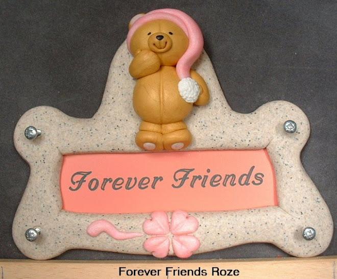 FOREVER FRIENDS ROZE