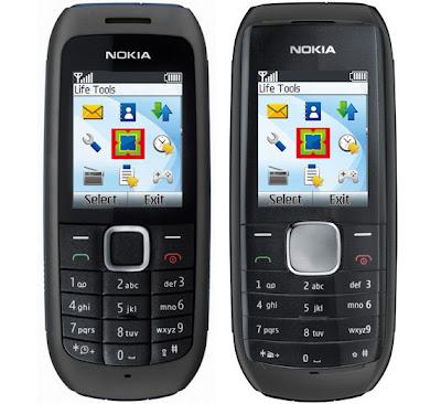 Nokia 1616 and Nokia 1800