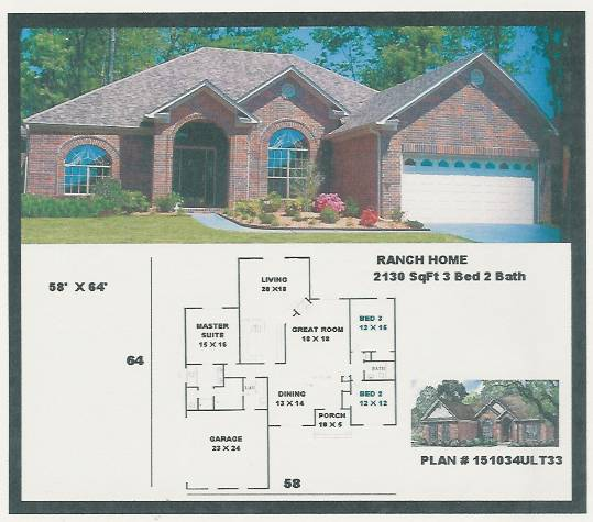 Patio Home Plans, Narrow & Zero Lot Community approved House Pla