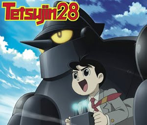 Shotaro, the main character of Tetsujin-28. P.S. He's a badass.