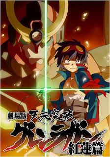 Simon And the Gurren Lagann from Tengen Toppa Gurren Lagann