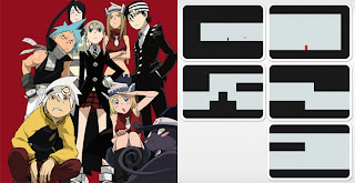 left: Soul Eater, right: Continuity