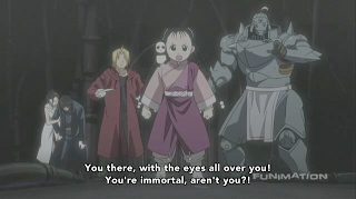 Fullmetal Alchemist: Brotherhood, episode 60