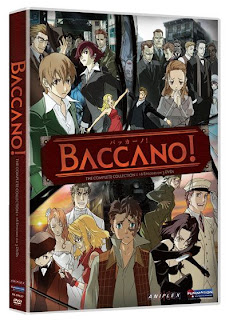 Baccano!, from studio Brains Base
