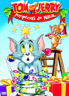 Tom & Jerry: Peripécias de Natal TomJerryNatal