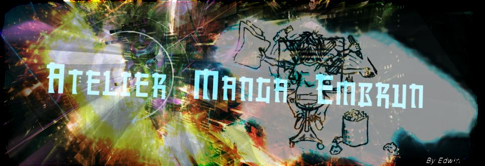 Mangatelier : les mangak'alpins d'Embrun