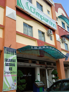 Dimpian Hotel In Parit Raja Batu Pahat