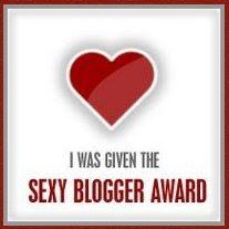 SEXY BLOGGER AWARD...ΑΠΟ ΤΟΝ BILL ODYSSEY!