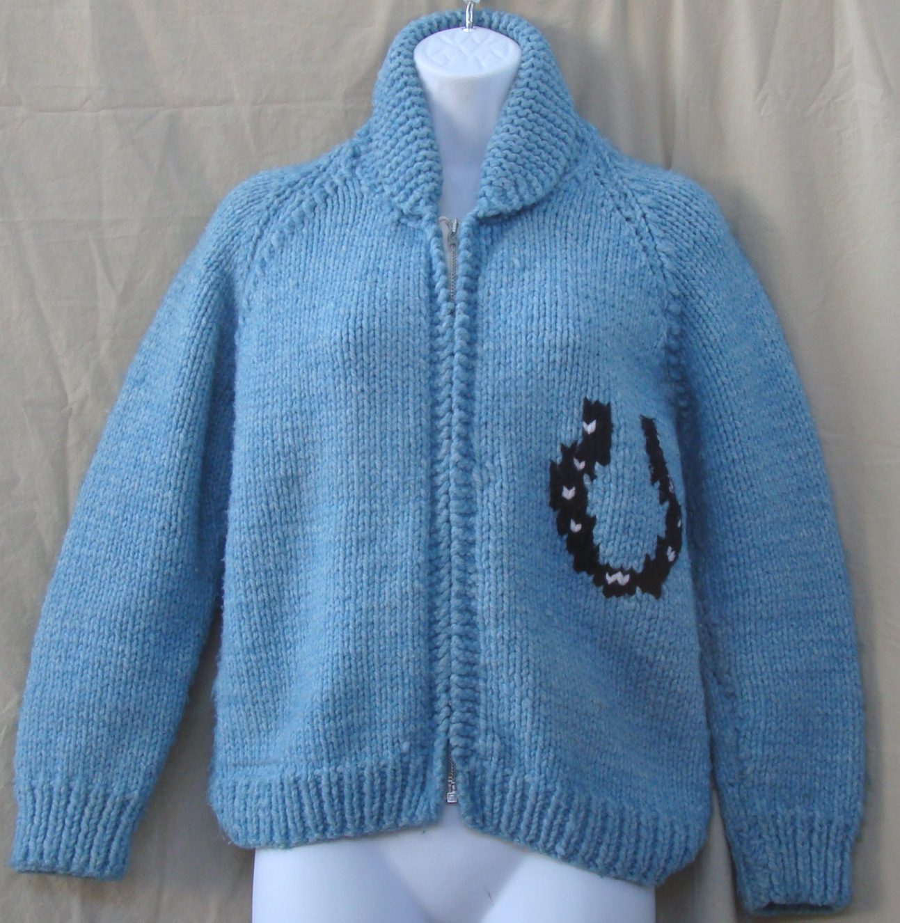 Vintage Bulletin, the Vintage Clothing blog: Bulky Knit ...