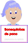 Bonequinhos de pano