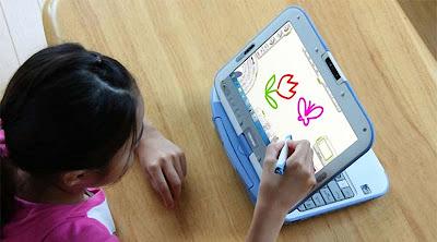 Tablet PC-s tanulói laptop program Japánban - Wifi kapcsolat a tanári géphez
