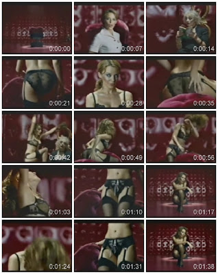 Banned Kylie Minogue lingerie CommercialKylie Minogue lingerie Commercial