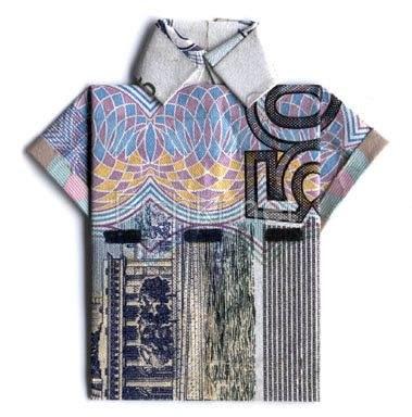 Рубашка из 50 рублей