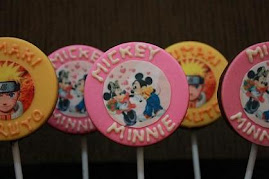 koleksi souvenir ultah anak