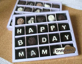 happy bday gift chocholates (20 pcs)