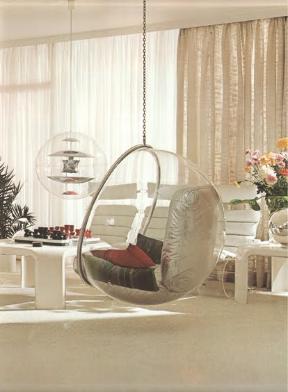 i always heart eero aarnio furniture design works so retro modern and a total eyecandy this hanging bubble chair cost about a whopping